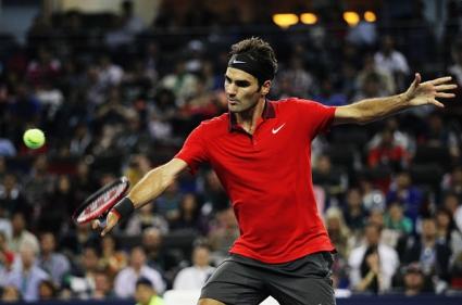 Роджър Федерер стартира с убедителна победа пред своя публика в Базел