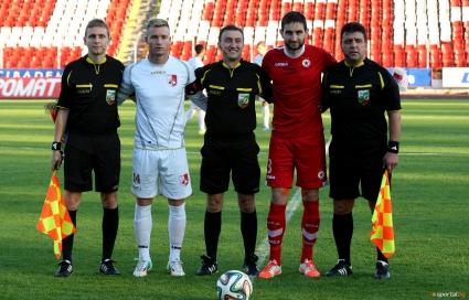 ЦСКА играе контрола с турци през ноември