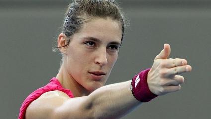 Андреа Петкович пристигна в София за Турнира на шампионките