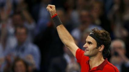 Федерер за 11-и път на финал в родния Базел