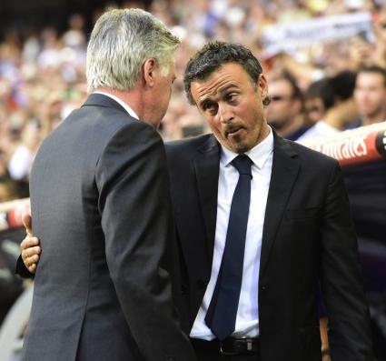 Луис Енрике: Реал Мадрид спечели заслужено