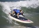 Състезание по сърфинг за кучета в Калифорния (видео)
