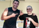 Четирима украинци помагат на Кличко да се подготви за Кобрата