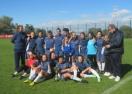 УЕФА одобри проекта на БФС за женски футбол