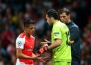 Арсенал губи единия си вратар за известно време