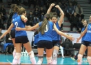 Волейболистките на Левски стартираха по шампионски