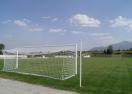 Строежът на нов стадион край Разлог все по-реален