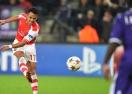 Щастлив обрат в края зарадва Арсенал в Белгия (видео)