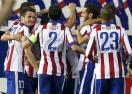 Новите звезди на Атлетико разбиха шведската стомана (видео)