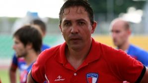 Тони Велков се усъмнил в мача на Марек с ЦСКА