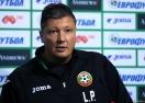 Изпълком във вторник оставя Любо Пенев начело на националния отбор