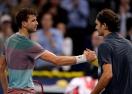 Григор Димитров срещу Роджър Федерер - двама магьосници на корта (видео)