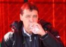 Хубчев: Червеният картон реши мача
