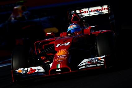 Ферари ще тестват части за колата си за 2015 година в САЩ и Бразилия (Видео)