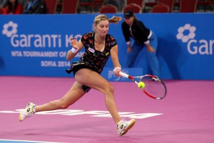 Макарова: Съперничката ми не ми позволи да покажа най-добрия си тенис (видео)