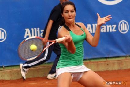 Костова и Найденова се класираха за четвъртфиналите в Шарм Ел Шейх