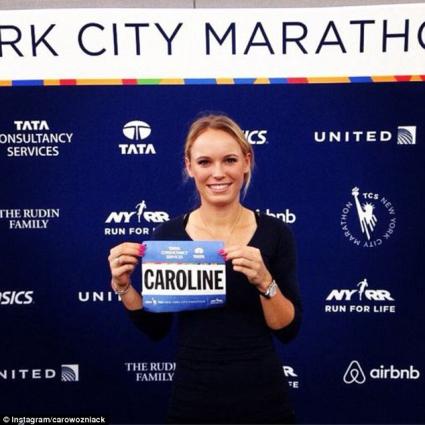 Вожняцки се пуска на маратона в Ню Йорк