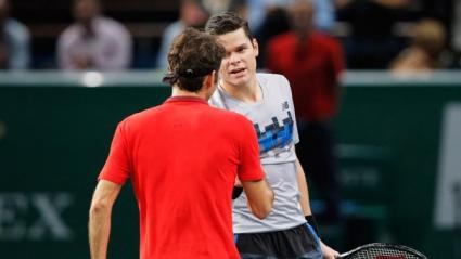 Раонич елиминира Федерер и продължава да мечтае за Лондон