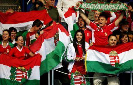 УЕФА наказа Румъния и Унгария заради инцидентите на мача между двете страни в Будапеща