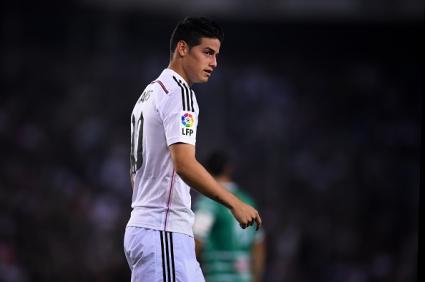 Хамес Родригес: Винаги съм бил фен на Реал