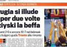 "La Gazzetta dello Sport: Казийски ""уби"" Перуджа!"