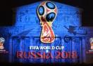 Космически футбол: Русия представи логото за Мондиал 2018