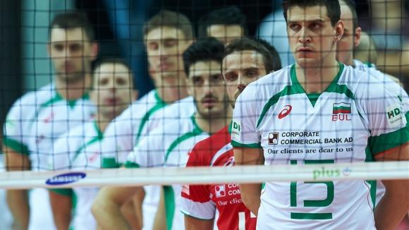 Програмата на България в Световната лига 2015