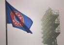 """Фейенорд може да бъде наказан за флага с надпис """"УЕФА - Мафия"""""""