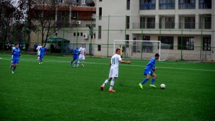 Левски (U17) - Лудогорец (U17) 7:0, гледайте тук
