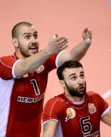 Георги Братоев и Нефтяник с 8-а загуба в Русия