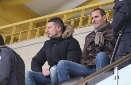 На Херо не му се коментира дали ще става треньор на Левски