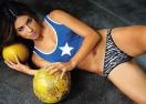 Най-сексапилните футболистки в света (снимки)