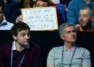 Жозе Моуриньо: Бях най-гордият човек в света, когато Джокович ми протегна ръка