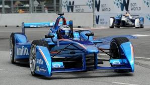 Formula E по БНТ HD благодарение на Renault България