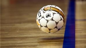 България загуби от Белгия на Евро 2014