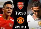 Арсенал срещу Манчестър Юнайтед в необичайна битка за Топ 4
