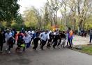 """Близо 50 студенти се включиха в лекоатлетически крос  за """"Купа 8 декември"""""""