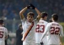 Рома получи гол от съблекалнята, но показа характер в Бергамо (видео)