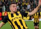 Алекс Колев в групата на Ботев за мача с Левски