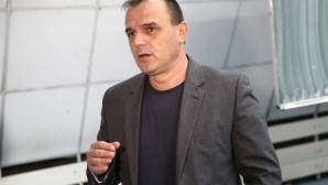 Асоциацията на реферите застана зад Джугански