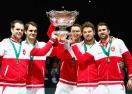 """Мечтата се сбъдна! Федерер и Швейцария с исторически триумф на """"Купа Дейвис"""" (галерия+видео)"""