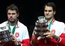 Вижте как Федерер се разправи с Гаске (обширно видео)