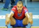 Вальо Братоев с 12 точки, Аячо пада от Кан с 1:3 в дербито на Франция