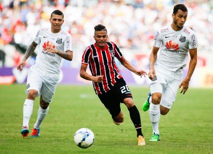 Сао Пауло си гарантира място в топ 4