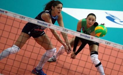 Ева Янева и Динамо (Казан) изпуснаха да бият Рабита от 2:0 в Шампионската лига