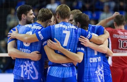 Алексиев и Тодоров с 6-а победа със Сургут в Русия