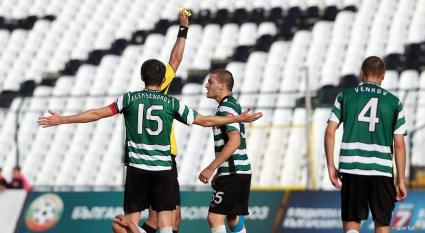 Сашо Александров ще обжалва наказанието си от три мача