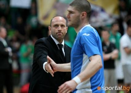 Константин Папазов: Лукойл контролираше мача