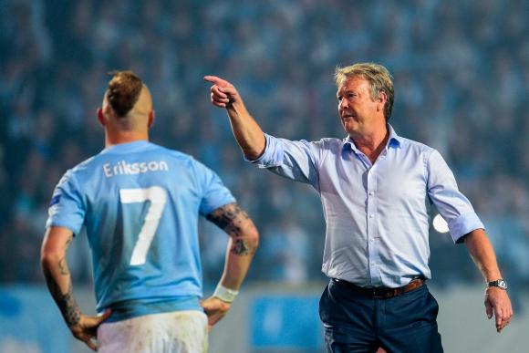 Треньорът на Малмьо: Вторият гол на Ювентус бе скандален