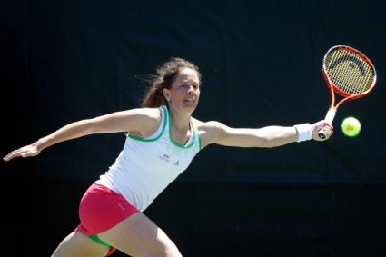 Бивша тенисистка роди момиченце